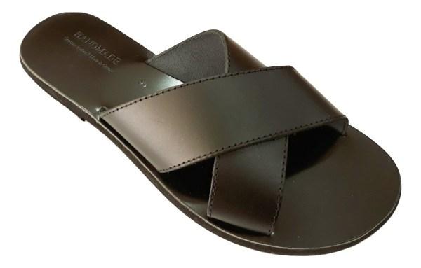 greek handmade leather sandals 745