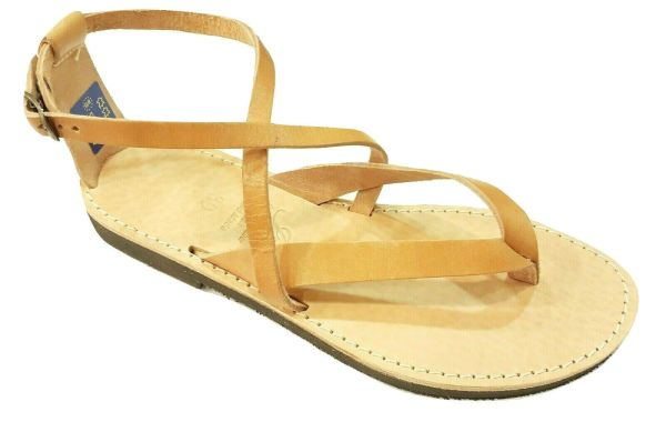 761 Greek Handmade Sandals - Ancient Greek Leather