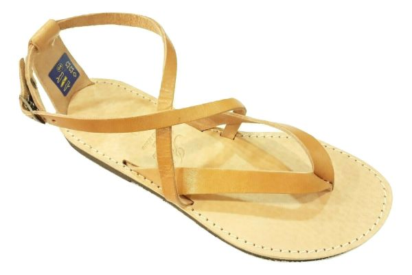 763 Greek Handmade Sandals - Ancient Greek Leather