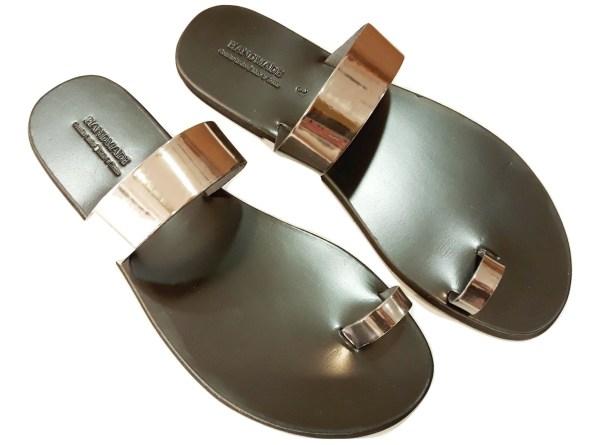 775 Greek Handmade Sandals - Ancient Greek Leather