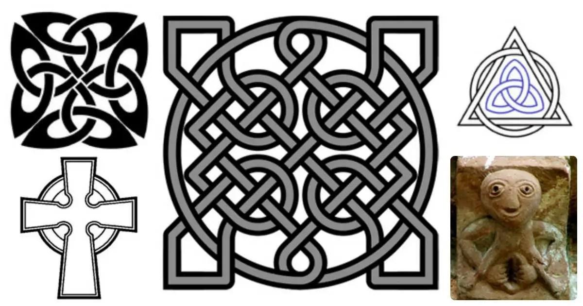 Symboles Celtiques Des Anciens Temps