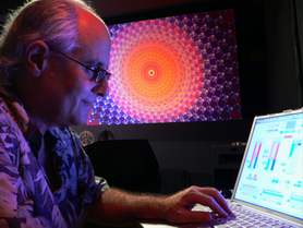 Randall Fontes with Holotope