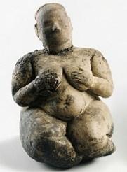 Catal-Huyok Goddess