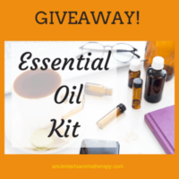 Essential Oil Giveaway