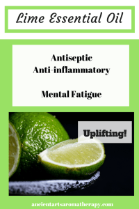 Lime Essential Oil Celebrate May
