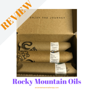 Review: Rocky Mountain Oils