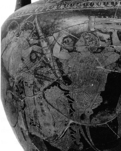 Εικ. 8. Αθήνα, Εθνικό Αρχαιολογικό Μουσείο 14791, 430-420 πΧ. (Bundrick 2005:33).