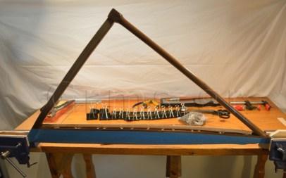 Εικ. 40. Εργαστήριο: ο ζυγός τοποθετημένος στη θέση του.