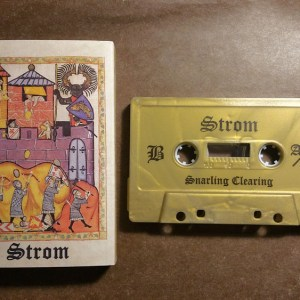 dungeon synth, cassette culture, dungeon synth cassette, dungeon synth music, mythical, fantasy music, dungeons and dragons music, Strom, Snarling Clearing, Medieval Music