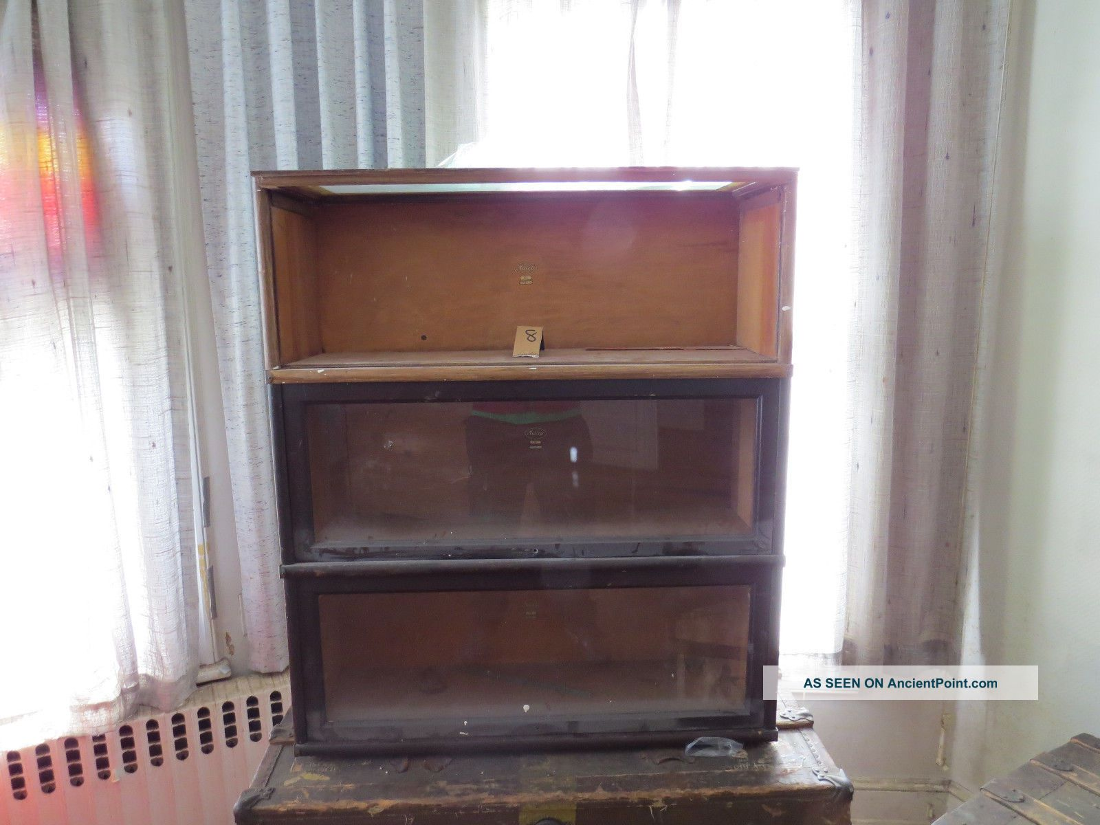 Antique Barrister Bookcases