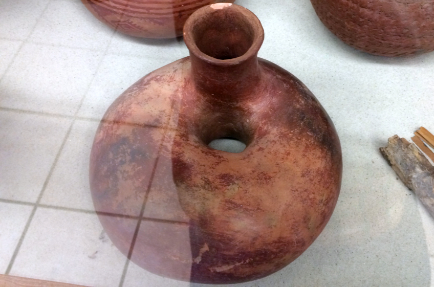 salado ring pot, among the most difficult coil pot ideas