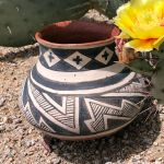 Gila Polychrome replica jar