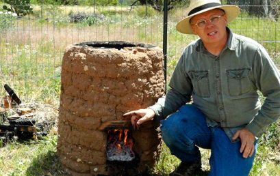How to Make a Primitive Kiln at Home