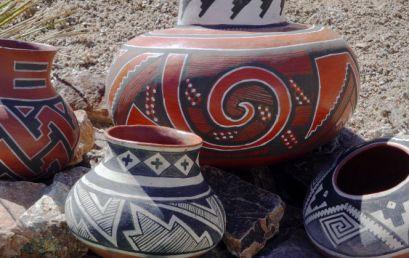 Primitive Pottery Supply List
