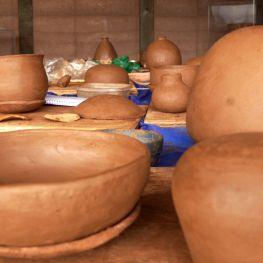 primitive pottery workshop