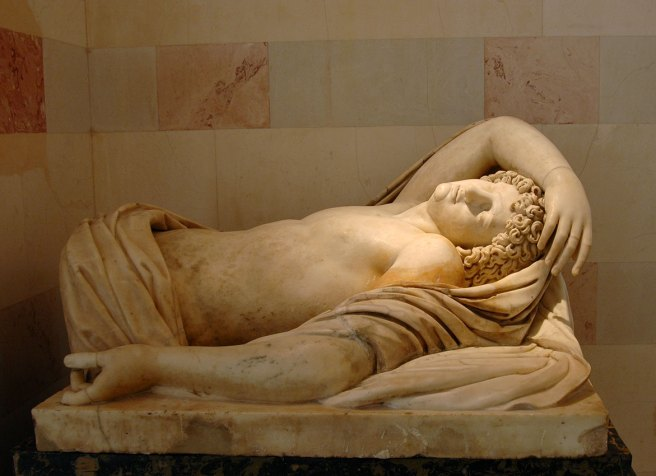 Image result for Ancient Roman Sleeping