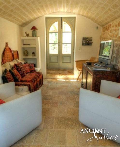 Guest block sitting room
