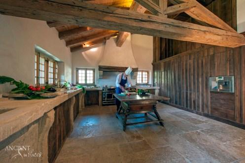 Kitchen Limestone Trough Sink-15
