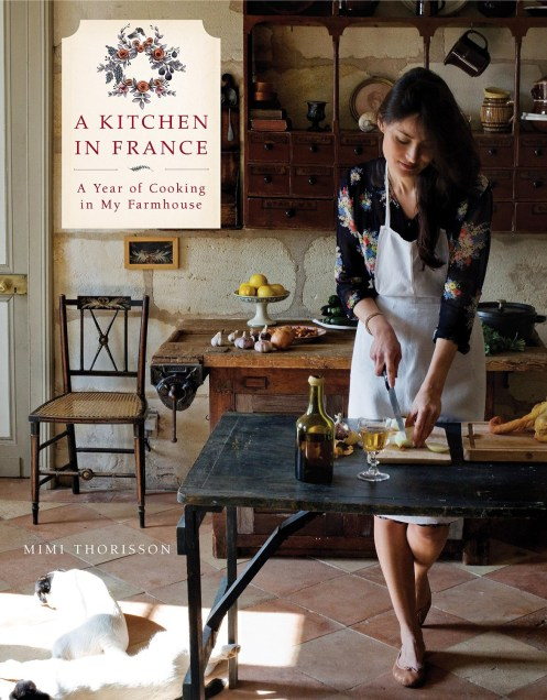 A Kitchen in France - as seen on linenandlavender net