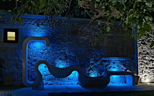 art-blue-lighting-evening-relais-masseria-capasa-hotel