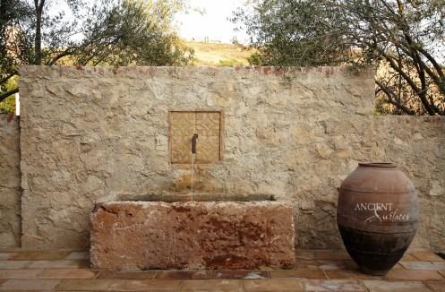 Antique Wall fountain copy
