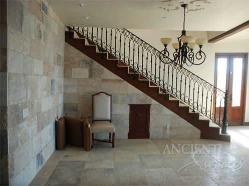 Antique Limestone Flooring Millenium