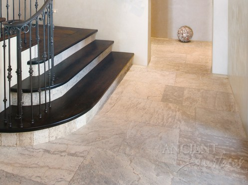 Antique Limestone Flooring Millennium