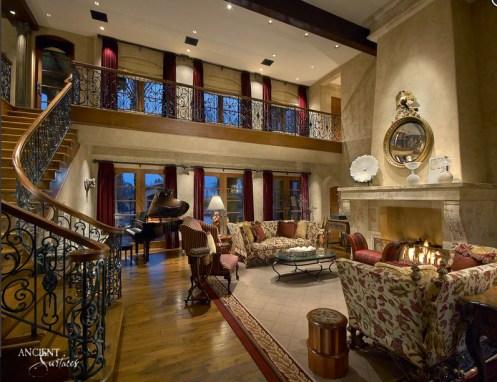 stone-limestone-fireplace-antique
