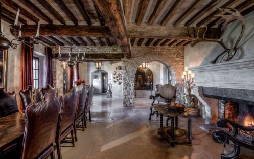 Castello di Procopio Dining