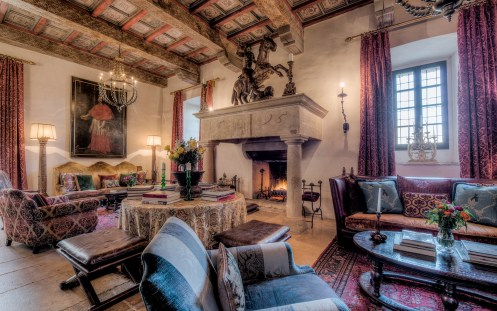 Castello di Procopio Living Room