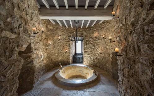 Castello di Procopio Grotto Spa