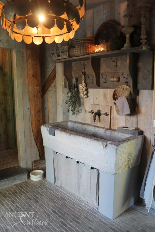 kitchen-living-country-living-limestone-sink