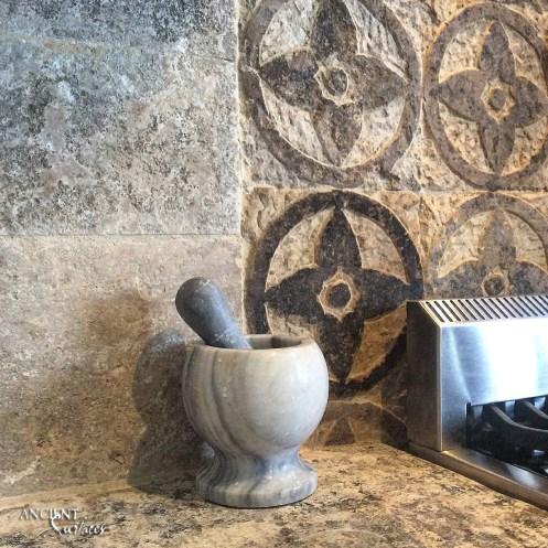 limestone-kitchen-coutertop