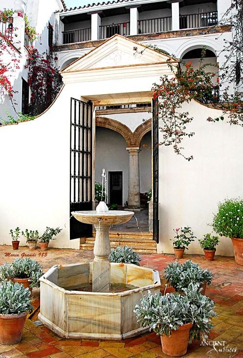 antique-pool-fountain-limestone-outdoor