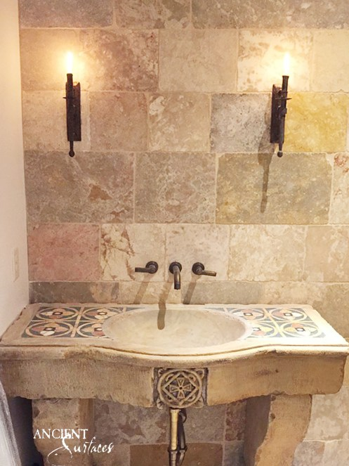 limestone-sink-bathroom-old-stone-carved-ancient-surfaces