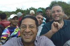 Octubre 2019: Frontera con Colombia