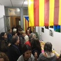 Inauguració L'Honorata i exposició fotogràfica Ciutat [B]ella, ciutat oberta. Fotografies: Jordi Mallol i Comas