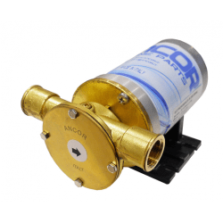 Membrane/Impeller Electropumps