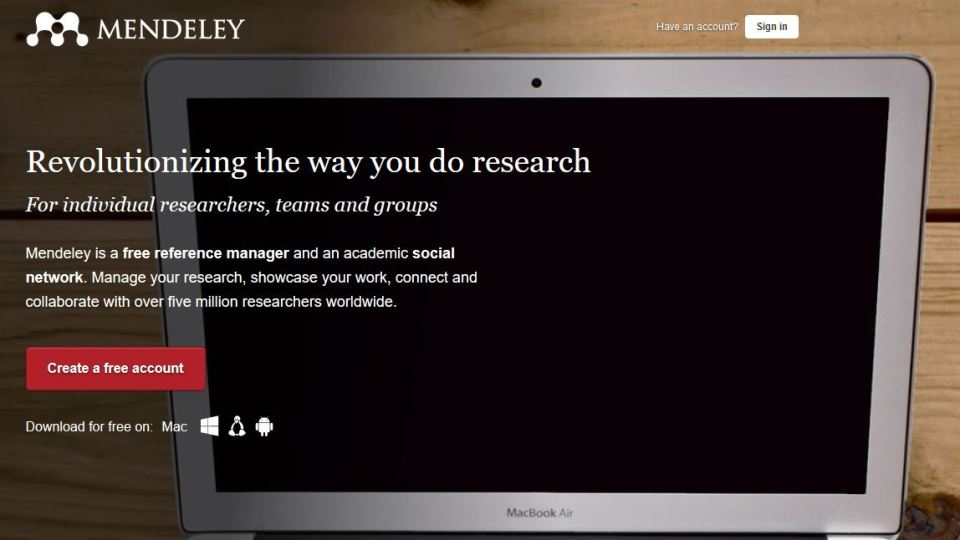 learning-writing-mendeley