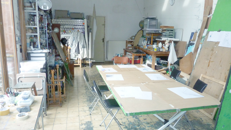 atelier dessin peinture croissy sur seine