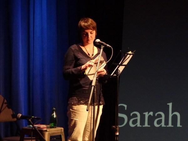 Sarah Marylou Brideau