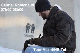 Moncton 24. Gabriel Robichaud