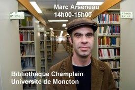 Moncton 24. Marc Arseneau