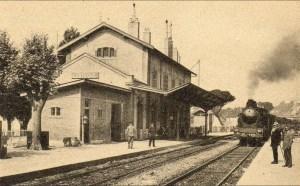 Gare Estaque 1893