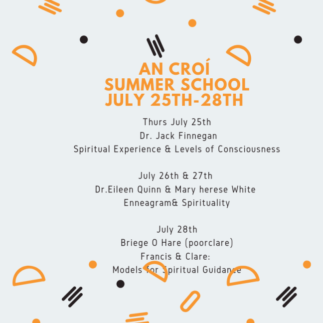 An Croí Summer School