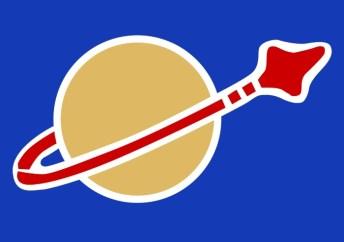 Classic space logo