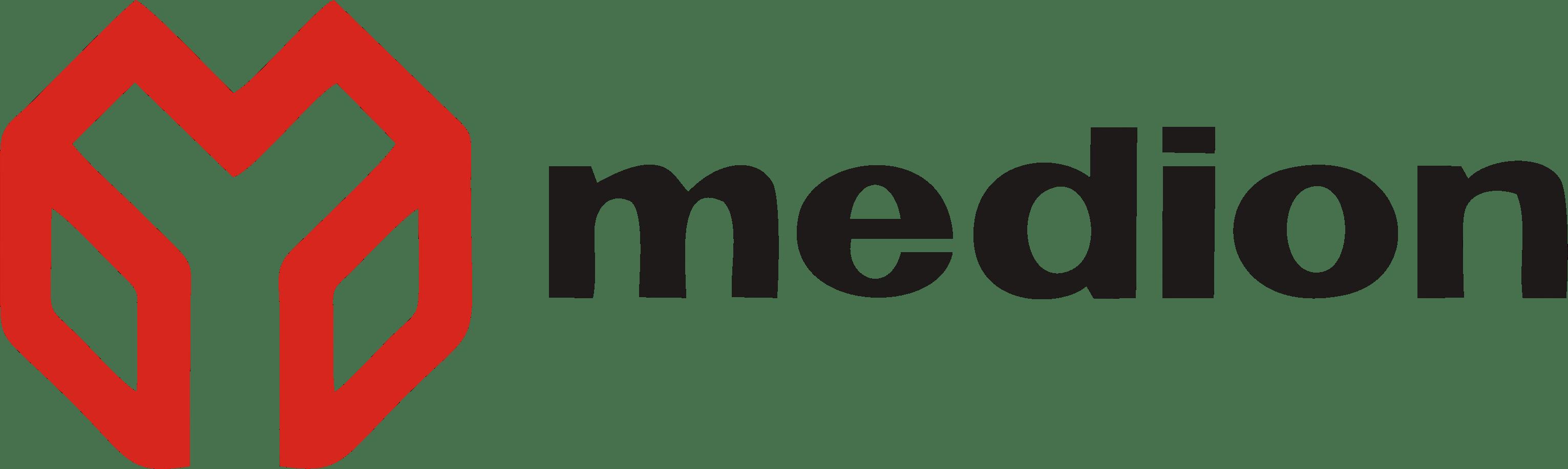 Hasil gambar untuk logo PT Medion Farma Jaya