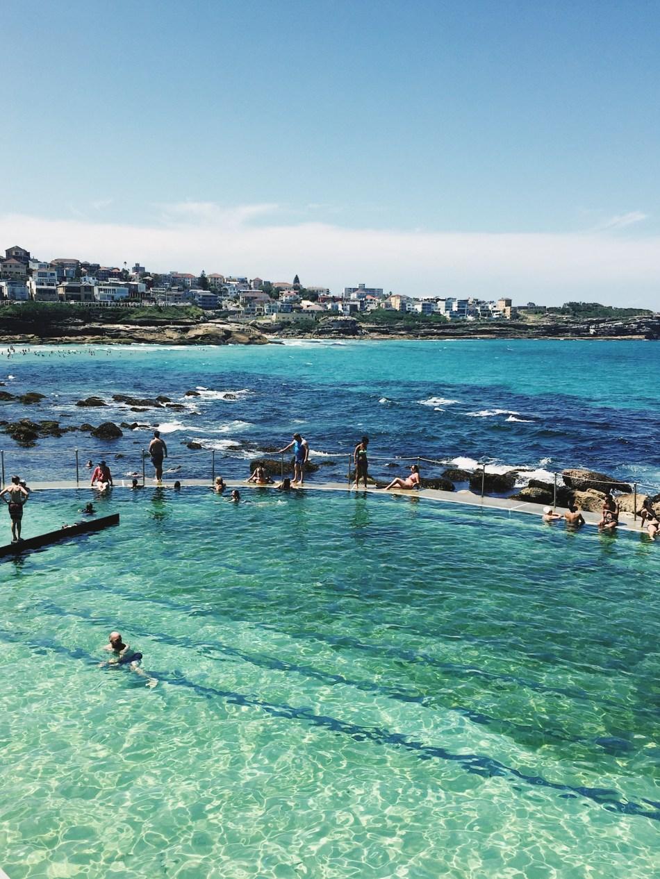 Bronte Ocean Baths, Sydney