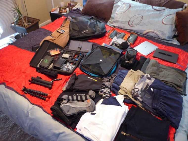 Luggage Test Load 1