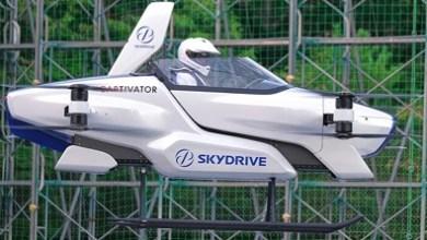 سيارة طائرة اول تجربة لها لطيران وتنجح فيديو